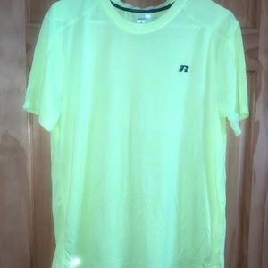 Neon Yellow T shirt